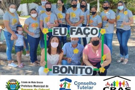 Município de Reserva do Cabaçal se mobiliza em combate ao abuso sexual