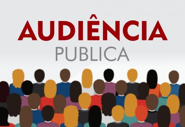 Edital de Audiência Pública – Elaboração da Lei de Diretrizes Orçamentária para 2022