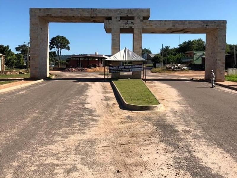 Prefeitura Trabalha na Limpeza, organização e embelezamento de Reserva do Cabaçal