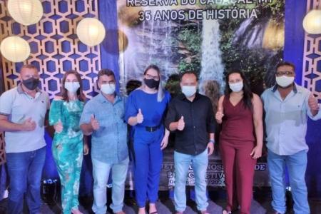 Reserva do Cabaçal completa 35 anos de emancipação política