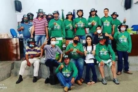 Capacitação e Treinamento para os Agentes Ambientais